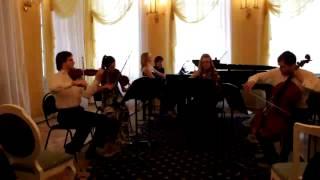 R. Schumann. Piano Quintet Es-dur, op.44. Parts 1-2