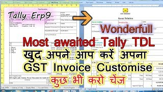 Top Five Tally TDLs for Tally Users | Tally TDL - VidVui