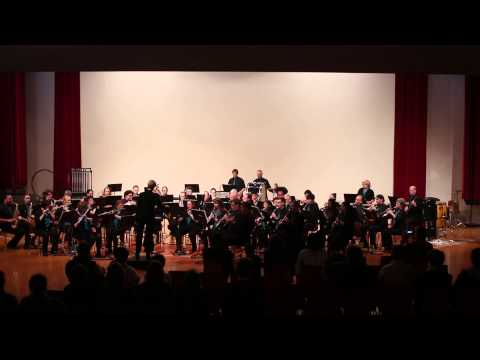 Manukau Concert Band - March from Suite for Variety Orchestra - Shostakovich