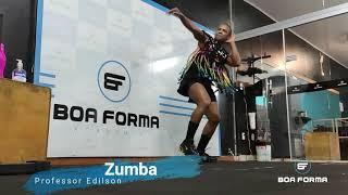 Zumba - Aula 03 Prof. Edilson - Boa Forma Academia