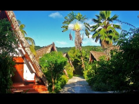 La Digue Island Lodge hotel / Seychelles Islands