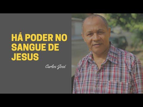 HÁ PODER NO SANGUE DE JESUS-491 HARPA CRISTÃ- Carlos José-LEGENDADO