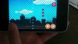 Flick Home Run ! - ipod, iphone game
