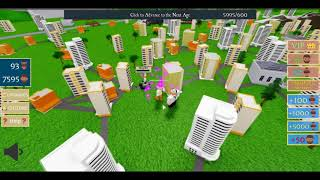 Roblox Civilization Simulator | Nuclear explosion