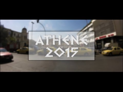A week in Athens (Αθηνα) 2015 - Matteography