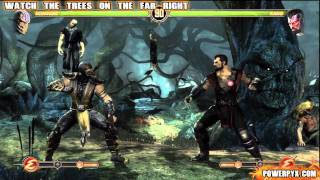 Mortal Kombat - Hidden Kombatant 2 (Hide and Seek Trophy / Achievement Guide)
