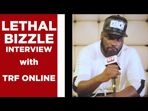 Lethal Bizzle Interview in Dubai with TRF Online