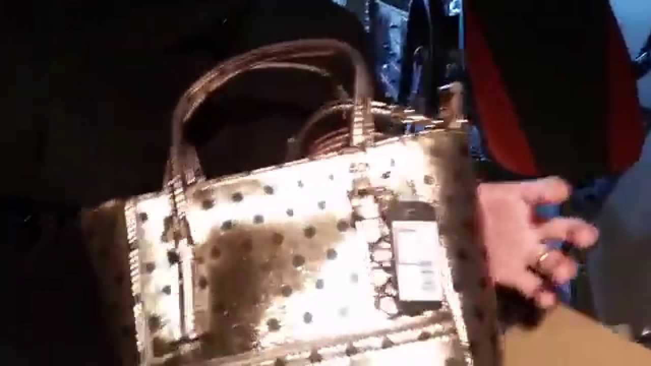 Unboxing the Guess ® Delaney Rose Mini Tote - YouTube ea297c9a8ea14