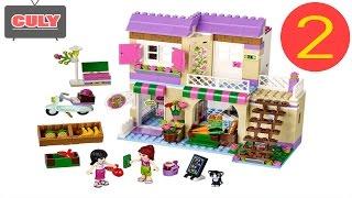 lắp ráp Lego Friend siêu thị phần 2/3 building food super market toy for kid đồ chơi trẻ em