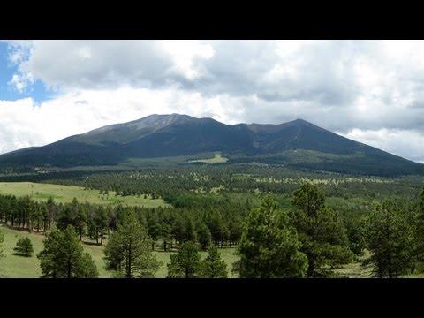 Wing Mountain - Coconino NF, Flagstaff, Arizona - RV Camping