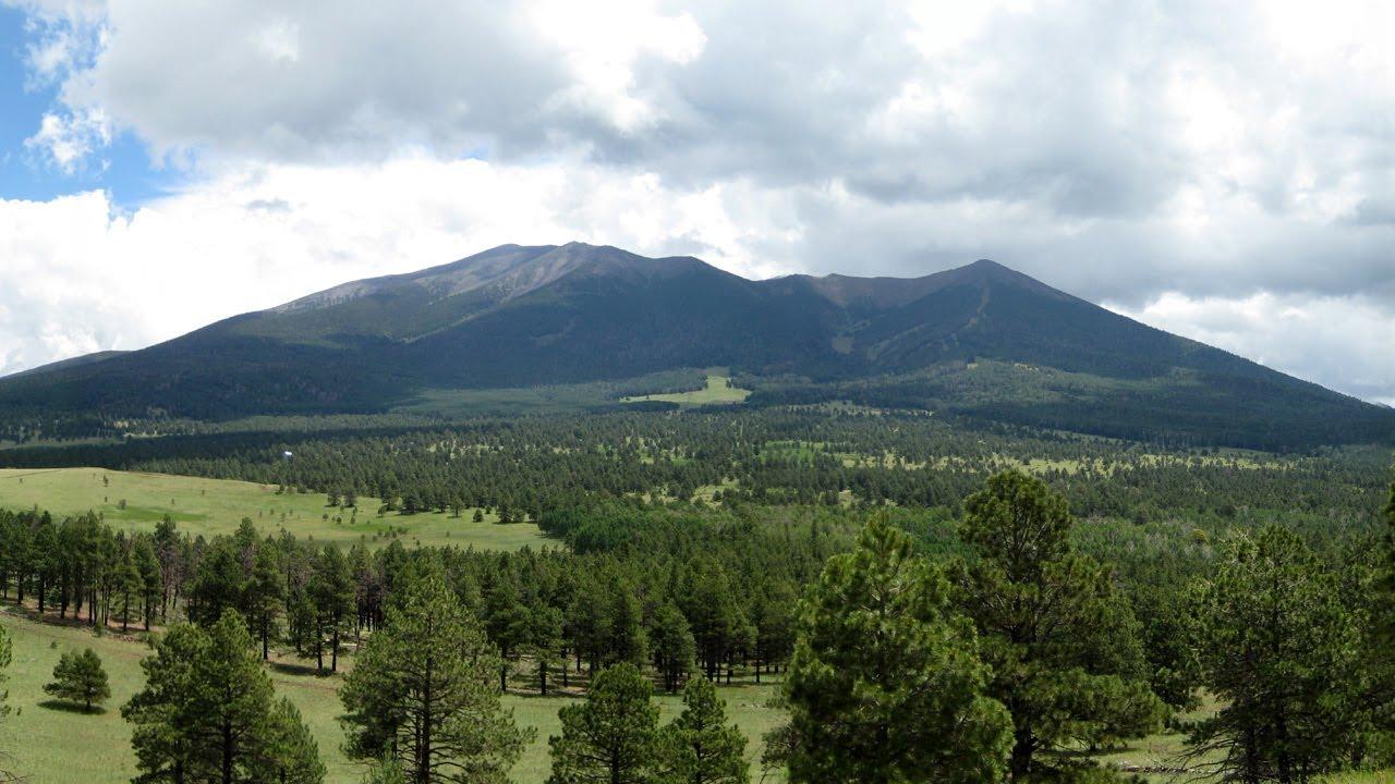 Wing Mountain Flagstaff Northern Arizona Rv Camping