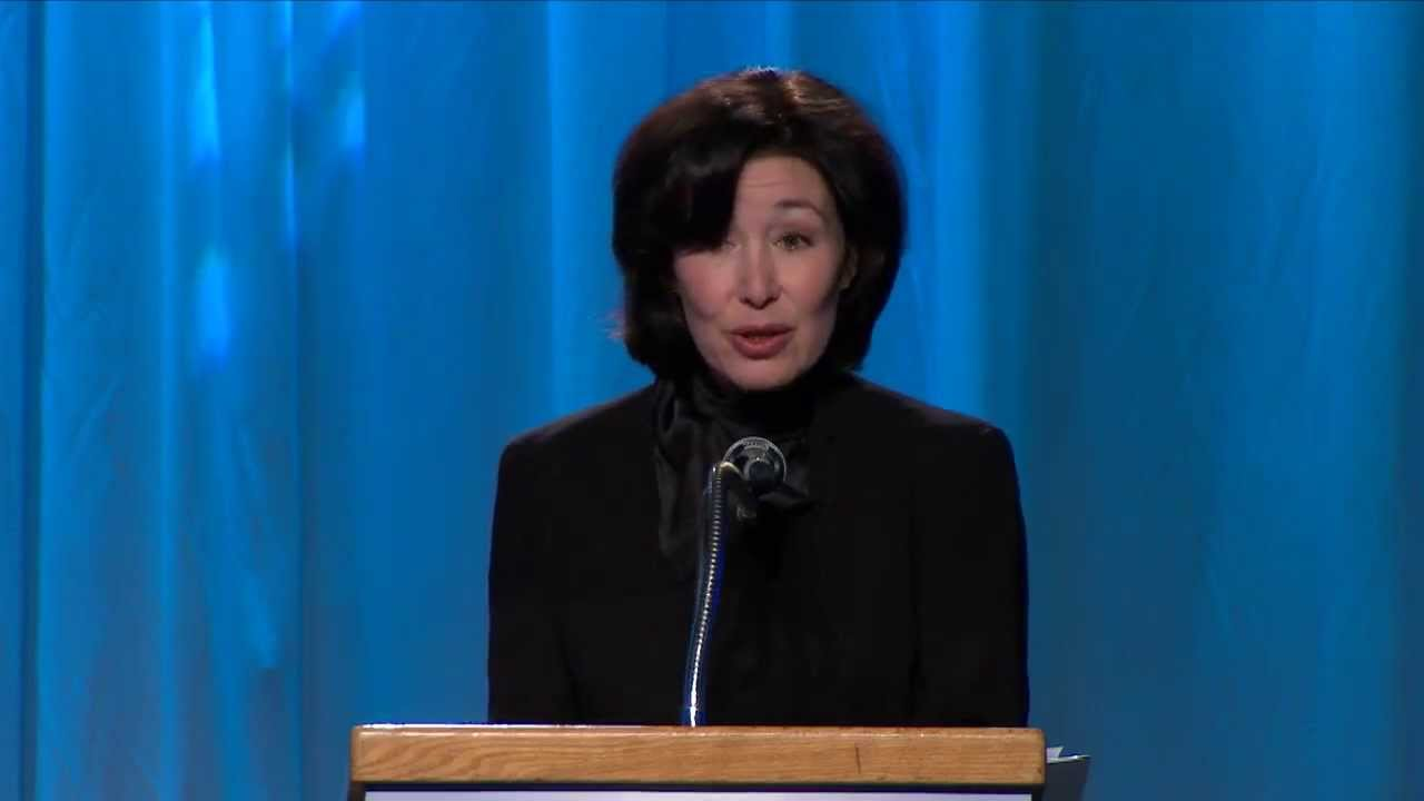 Safra Catz at Montana Jobs Summit - YouTube