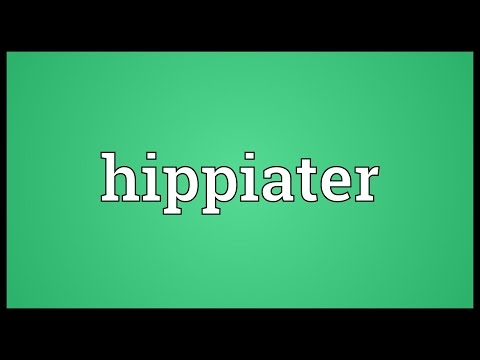 Header of hippiater