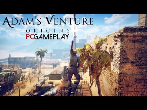 Adam's Venture: Origins Gameplay (PC HD)