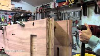 13 Of 34: How To Build A Roubo Work Bench: Askwoodman Style