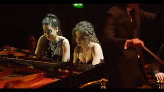 Uptown Funk LIVE (Royal Albert Hall) - The Ayoub Sisters