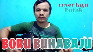 Arvindo Simatupang-Boru Buha baju cover lagu batak