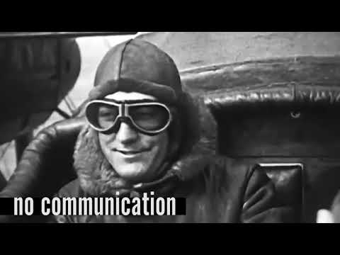 100 years of translatlantic flight