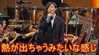 高橋一生、藤井フミヤとデュエット「とても楽しかった」『おんな城主 直...
