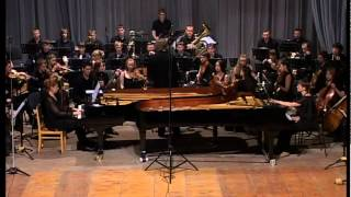 F. Poulenc: Concerto for two pianos and orchestra in D minor