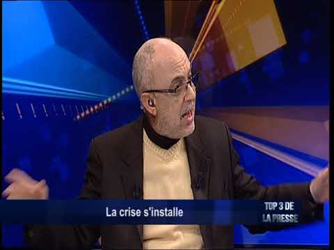 Algérie: La crise s'installe !