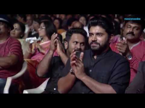 VANITHA FILM AWARDS 2016 - PART 18 -PRITHVIRAJ- BEST ACTOR