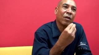 Leon Center. Interview with Freddy Pérez
