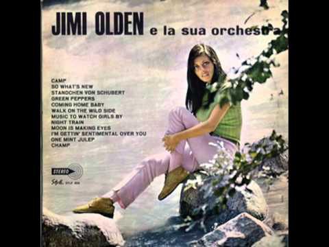 Champ Mohawks Jimi Olden e la sua  orchestra 1970 version lp funk breaks