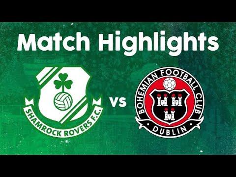 Match Highlights | Shamrock Rovers 2-1 Bohemians | 23 April 2021