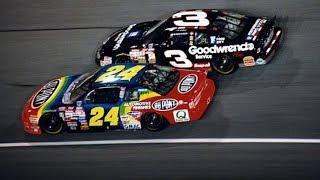 Gambar cover [HQ] Jeff Gordon Career Win #40 1998 Pepsi 400 at Daytona [Full Race]