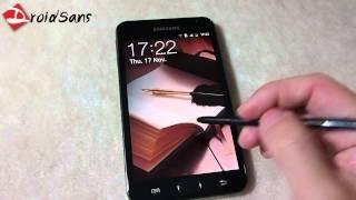 DroidSans Review : Samsung Galaxy Note (in Thai)