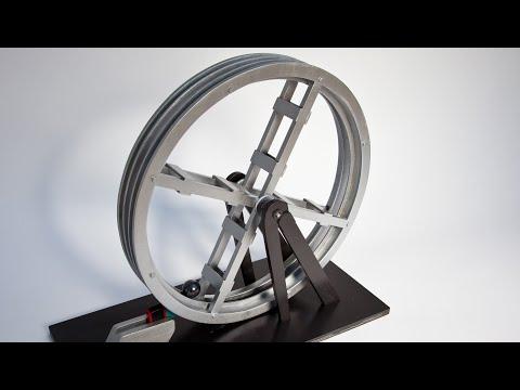 perpetual motion spiral pump water wheel pdf