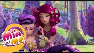 Мия и Я - 2 сезон 25 & 1 сезон 25 - Mia and me | Мультики для детей про эльфов, единорогов
