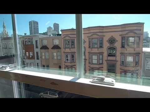 Telegraph Hill: Top Floor Condo 2 br 1ba w/ Pano Roof Deck