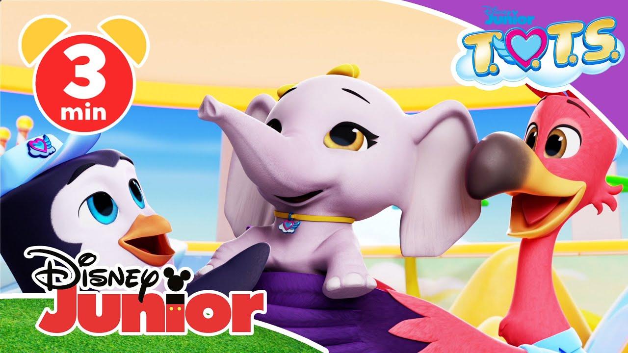 T.O.T.S. - Der große Putztag | Disney Junior Kurzgeschichten