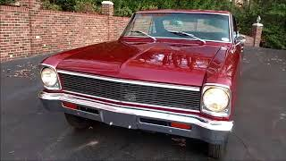 1966 Chevrolet Nova - FAST!  for sale Old Town Automobile in Maryland