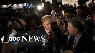 Trump Dumped From Atlanta Conservative Summit After Disparaging Comments thumbnail