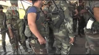 Сирия Операция в Аль Кабуне / Syria. Operation in Al Kabune