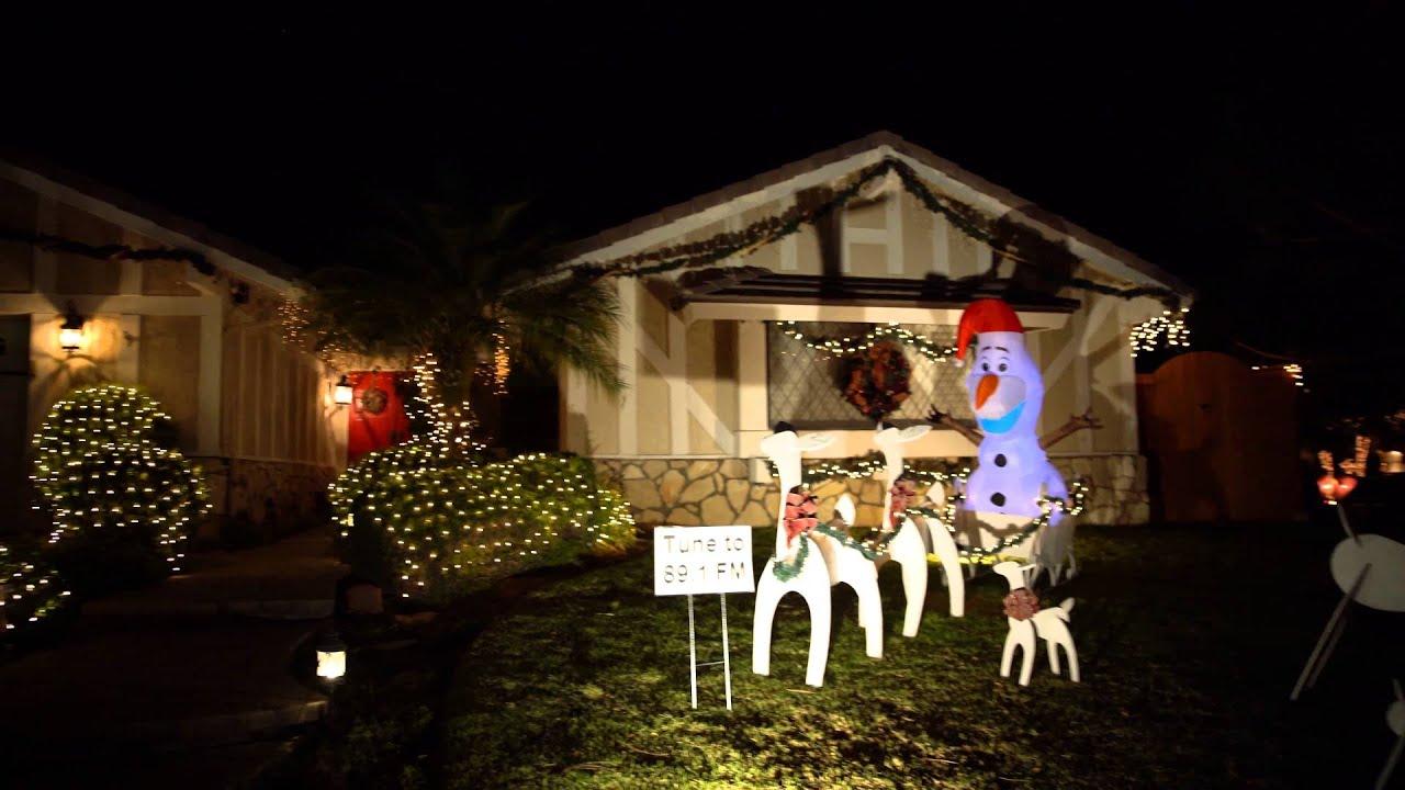 Brea Christmas Lights.Brea X Mas Lights Neighborhood
