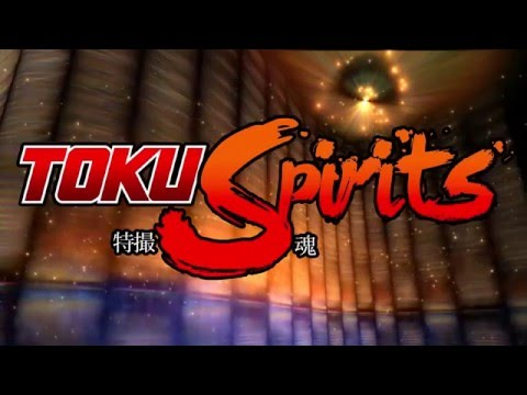 TOKU SPIRITS - `Who is the fourth legendary guest?` - Teaser (1)