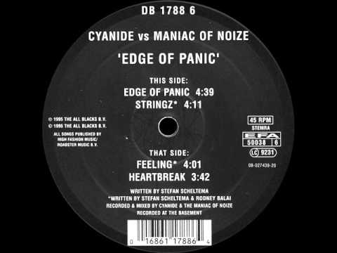 Cyanide vs Maniac Of Noize - Edge Of Panic