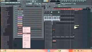 Создаем трек (Progressive House) с нуля в программе FL Studio