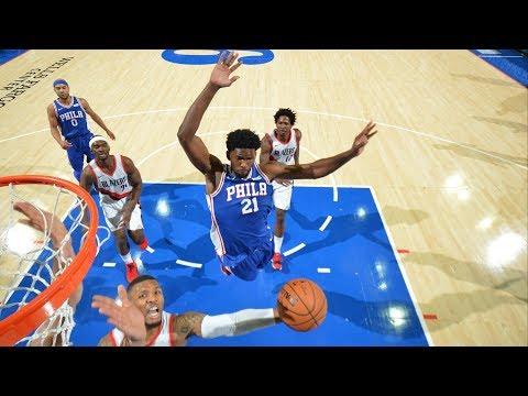 NBA Best Blocks 2017-2018
