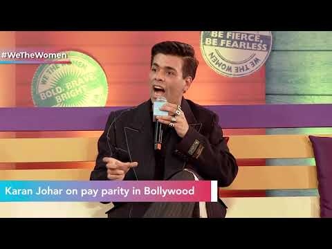 Karan Johar Says Bollywood Has Come a Long Way in terms of Pay Parity