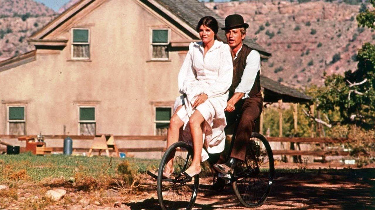 Image result for butch cassidy and the sundance kid bike