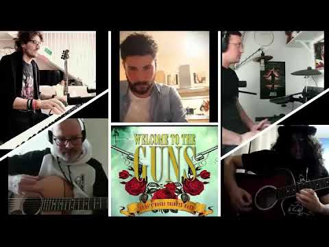 Welcome To The Guns –  Patience – Acoustic version – GN'R Tribute #gunsnroses #welcometotheguns