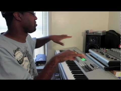 Download MAKING A BEAT WITH THE YAMAHA MO8 (THIS IS REAL HIP HOP)