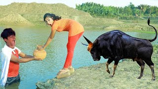 Watch New Funny Video 2021|Top New Comedy Video 2021 |Try To Not Laugh Episode 194|By Poor Youtuber
