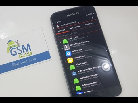 SAMSUNG S7 EDGE BYPASS GOOGLE ACCOUNT NEW SECURITY 2017 - Gs