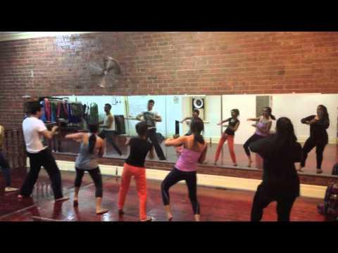 O Leila Teri  - NB Dance Term 2, Class 1